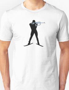 Biathlon sports Unisex T-Shirt