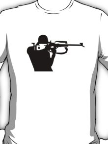 Biathlon shooting T-Shirt