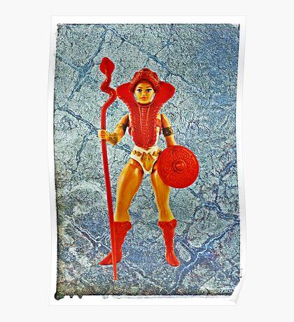 Warrior Goddess! Poster