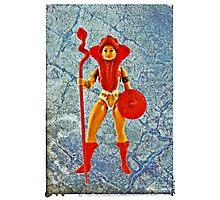 Warrior Goddess! Photographic Print