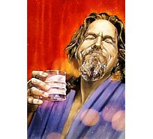 The Dude Abides Photographic Print