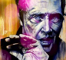 Christopher Walken by marcushislop