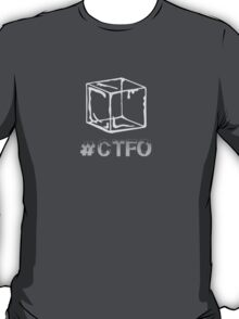 #CTFO (icy vector design) T-Shirt