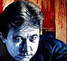 Bill Hicks by marcushislop