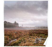 Aberdeenshire Fog Poster
