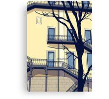 Chiado #1 Canvas Print