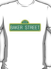 Sherlock Baker Street T-Shirt