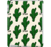 spike pat. iPad Case/Skin