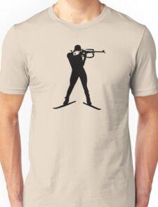 Biathlon winter sports Unisex T-Shirt