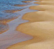 Shoreline Wavey by Kathilee