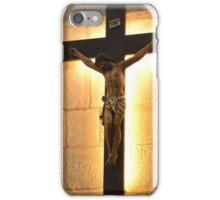 jesus crist iPhone Case/Skin