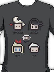 Bravely Pixels T-Shirt