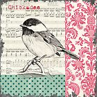 Vintage Songbird 2 by Debbie DeWitt