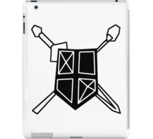 Adventurers Guild Seal iPad Case/Skin