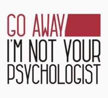 Not your psychologist by SMYZ