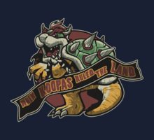 When Koopas Ruled the Land by nikholmes