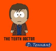10th Doctor (Southpark) by Runehise