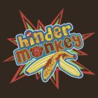 Hinder Monkey by Linda Hardt