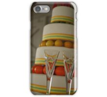 Cake and Glasses iPhone Case/Skin