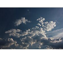 Skyscape 11 Photographic Print