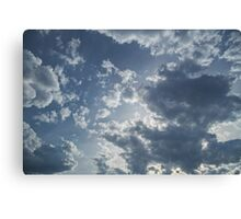 Skyscape 17 Canvas Print