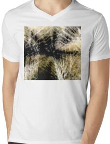 Spider's Web Mens V-Neck T-Shirt