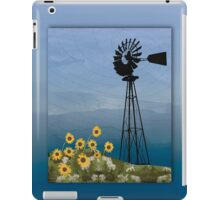 Wind Pump American Style Windmill iPad Case/Skin