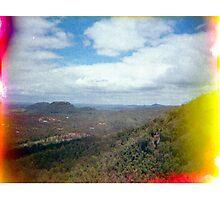 Mountain Splendour Photographic Print