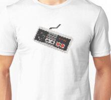 NES Controller - 8-Bit Unisex T-Shirt