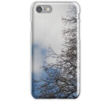 sky tree iPhone Case/Skin