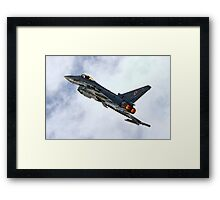 Eurofighter Typhoon EF-2000 F.2 Framed Print
