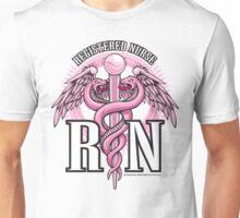 RN Pink Caduceus Unisex T-Shirt