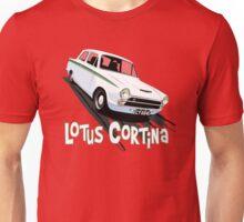 Ford Lotus Cortina Mk 1 Unisex T-Shirt