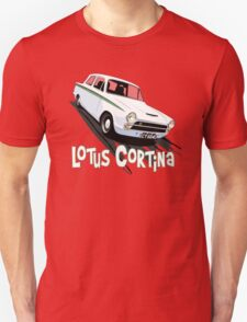 Ford Lotus Cortina Mk 1 T-Shirt