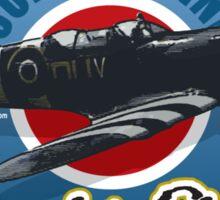 The Spitfire Sticker