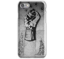 Rising Hand iPhone Case/Skin