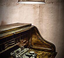 Writing Desk by Nigel Bell