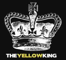 The Yellow Kings Crown - LIMITED EDITION by That T-Shirt Guy