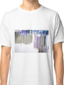 Reflections abstract Classic T-Shirt