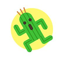 Cactuar by Versiris