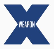Weapon X by moali
