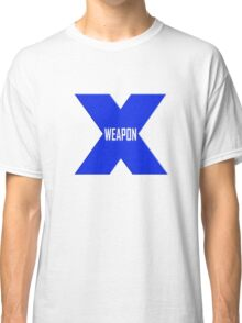 Weapon X Classic T-Shirt