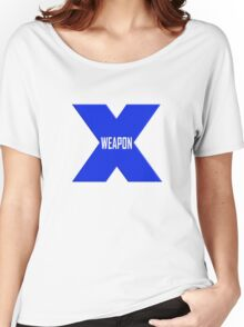 Weapon X Women's Relaxed Fit T-Shirt