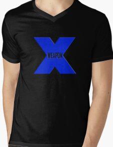 Weapon X Mens V-Neck T-Shirt