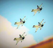 Air show by ♥⊱ B. Randi Bailey