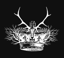 THE CROWN - THE YELLOW KING - LIMITED EDITION by That T-Shirt Guy