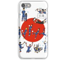 Wold Cup 2014 JAPAN iPhone Case/Skin