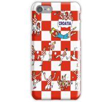 World Cup 2014 CROATIA iPhone Case/Skin