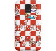 World Cup 2014 CROATIA Samsung Galaxy Case/Skin