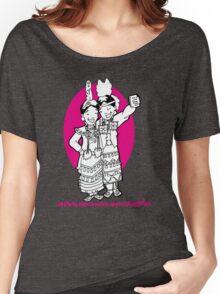 #firstletmetakeaselfie Jingle dress dancer Women's Relaxed Fit T-Shirt